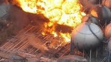 Explosion at Fukushima nuclear power plant