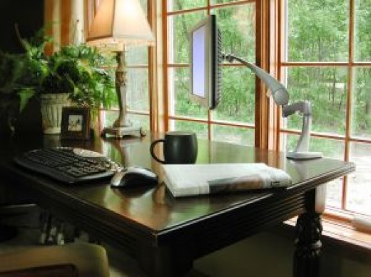 Work From the Comfort of Your Own Home!