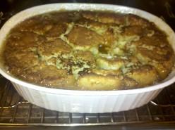 Dixie Dumpling Pudding,