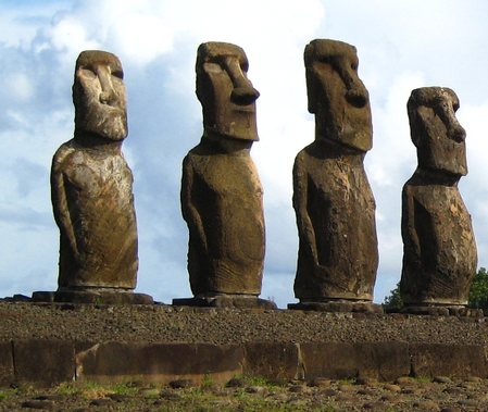 The Real Easter Island