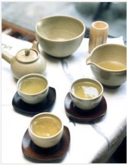 Chinese Green Tea Dieting: Meet Another Good Drink