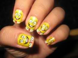 Spongebob is the cutest.