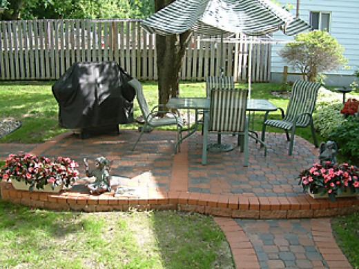 patio design - Patio Design Ideas On A Budget