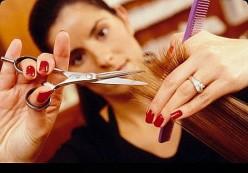 Trim hair ends regularly