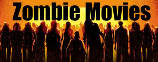 Zombie Movie List