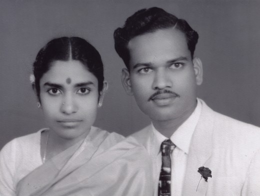 How this couple looked likeon the day of their wedding-24-11-1961