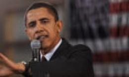 Barack Obama, Presidential Candidate