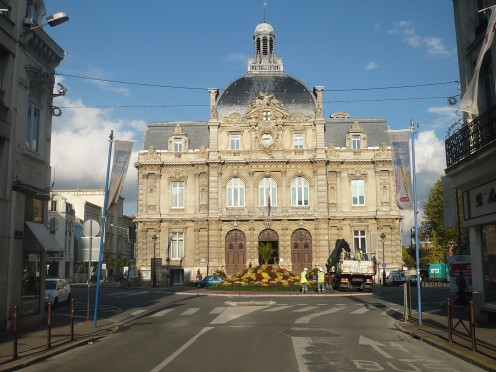 Tourcoing's City Hall