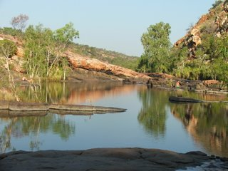 Bell Gorge, Western Australia, Photo: lissie