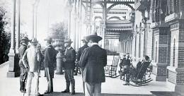 Tampa Bay Hotel Patio 1898