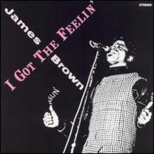 "James Brown - I Got The Feelin made #1 on the R&B Charts in 1968 - ""Baby, Baby, Baby"""