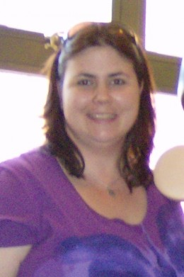 This is me at my heaviest!! BTW, my current profile picture was taken in fall of 2008 before I really packed on the pounds after quitting smoking!