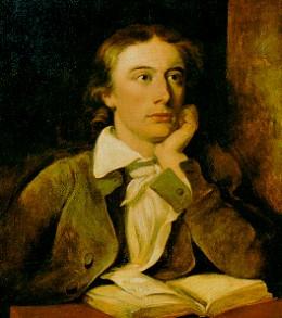 John Keats, the noble poet.