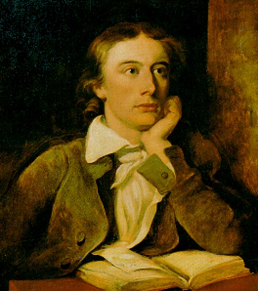 John Keats, the noble poet.