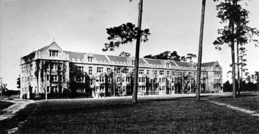 Older Picture of Thomas Hall