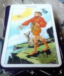 Manifest Through Tarot Cards