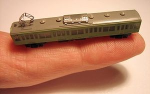The tiniest working model railroad - T gauge!