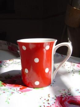 Cath Kidston spotted mug