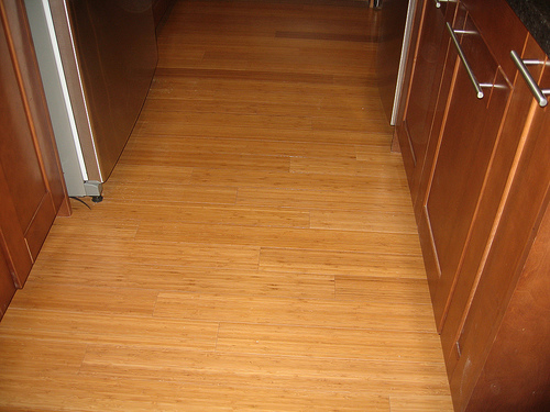 Lovely bamboo flooring. (CCL 2)