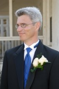My husband, the stock expert.