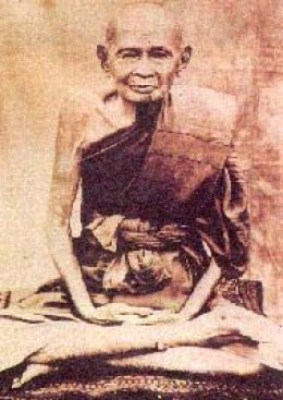 Famous Thai Monk Of The Century