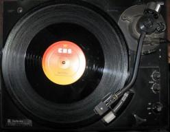 Vinyl Records Come Back Around...And Around