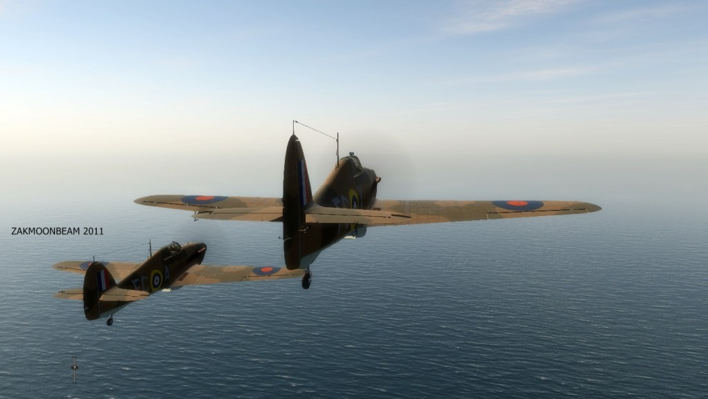 IL-2 Cliffs of Dover Current Status Review for PC