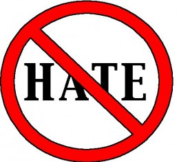 Get rid of the hate