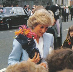 Princess Diana's Wedding Bouquet