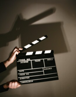 Clapperboard - Action!