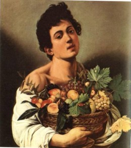 Harvest - Michelangelo Merisi da Caravaggio
