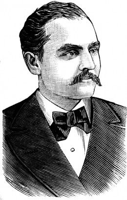 Anthony Comstock (1844-1915) was an American reformer that sought to legally suppress pornography and other vices through the law. He was opposed by the anarchist Emma Goldman and the eugenicist Margaret Sanger.