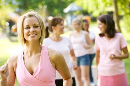 Daily exercising and staying active can lead to a healthy and toned body in no time.