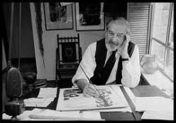 Charles Addams, American cartoonist