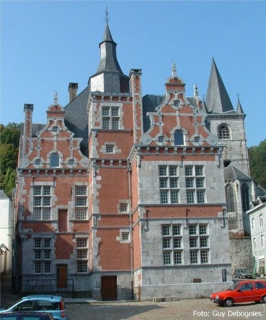 The 'Maison Espagnole' (Spanish house), Bouvignes-sur-Meuse, Belgium