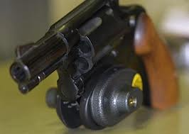 Revolver With Trigger Guard