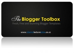 Blogger template generator and free professional blogger templates