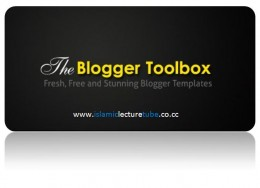 Get your free blogger template now!