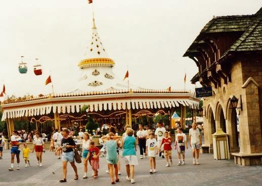 Cinderella's Golden Carrousel