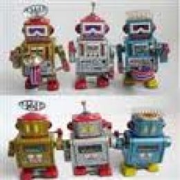 WIND-UP BOTS!