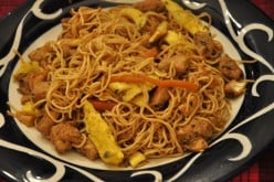 Recipe for Mauritian Fried Noodles