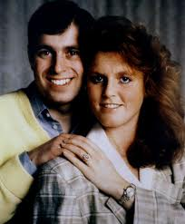 Prince Andrew and his ex-wife, Sarah, Duchess of York
