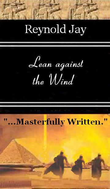 """Lean against the Wind"" tells a tale of Senior Citizen Scams that are  torn from today's headlines."