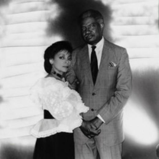 Ossie Davis & Ruby Dee - Classic Black Celebrity Couple