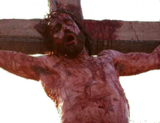 'My God My God why hast thou forsaken me?'