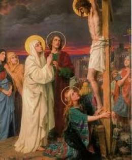 'Woman behold thy son'