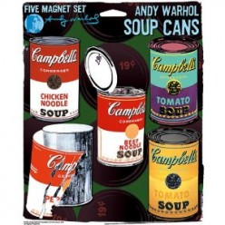 Andy Warhol Soup Cans Products