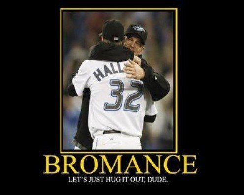 Let's get bromantic!