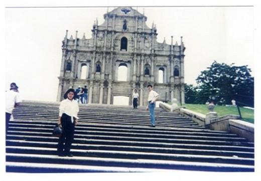 Ruins of St. Paul - Macau