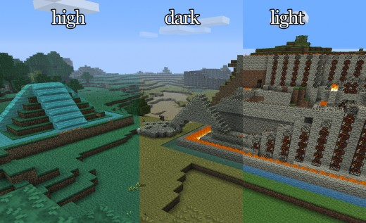 For more HD Minecraft texture pack reviews, pay a visit to: